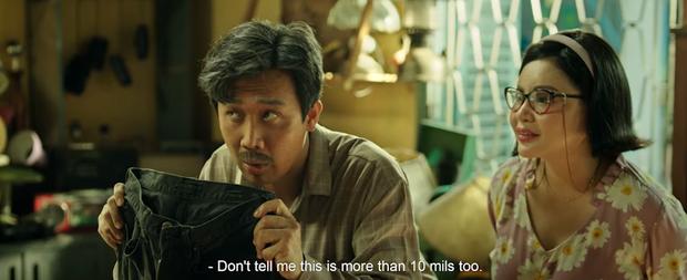 Trấn Thành hết hồn nhiên hôn má lại mò vào nhà tắm của Tuấn Trần ở teaser trailer Bố Già - Ảnh 3.