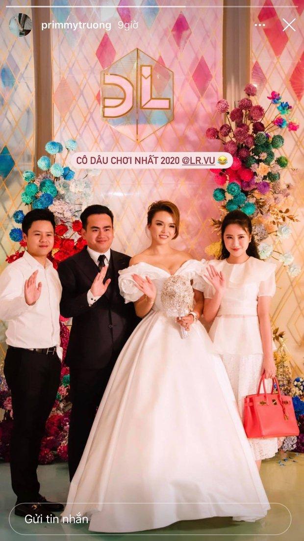 Phan Thành - Primmy Trương rủ nhau đi ăn cưới, dân tình kiên trì muốn biết: Bao giờ tới lượt anh chị? - Ảnh 1.