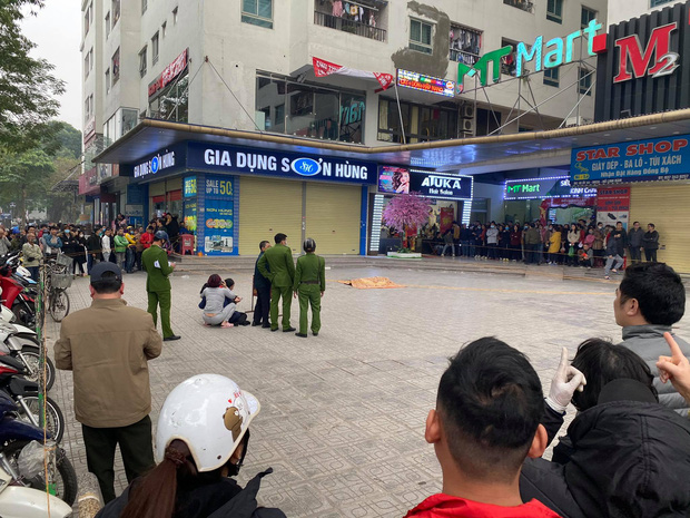 Người đàn ông rơi từ tầng 15 chung cư HH Linh Đàm tử vong điều trị trầm cảm nhiều tháng nay, trốn viện về rồi nhảy lầu tự tử - Ảnh 1.