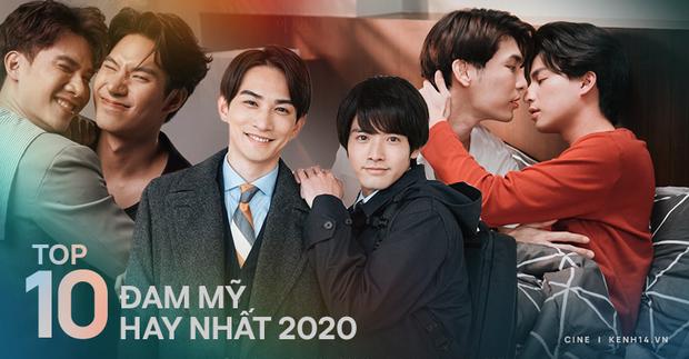 10 bộ đam mỹ hay nhất 2020 do fan Trung chọn ra: TharnType 2 ngoài rìa Top 5 vẫn đỡ hơn 2gether bay màu khó hiểu - Ảnh 1.