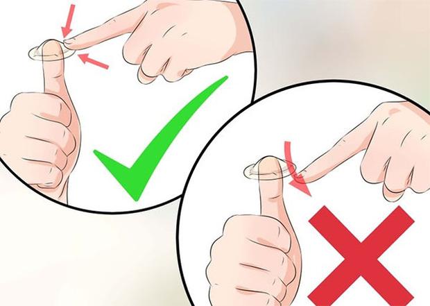 Giải ngố 18+: Bạn đã biết dùng bao cao su chưa nhỉ? Nếu sai cách thì chẳng có tác dụng gì hết - Ảnh 1.