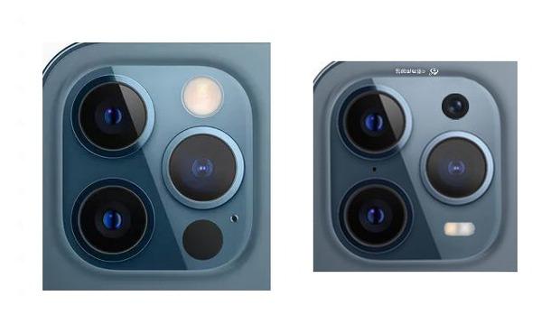 Chê camera trên iPhone 12 thiếu cân đối, nhưng rồi các hãng smartphone Trung Quốc cũng lũ lượt làm theo - Ảnh 2.