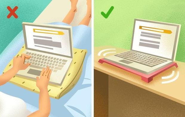 4 điều chúng ta hay làm hằng ngày, tưởng bình thường nhưng lại rất gây hại cho điện thoại, laptop - Ảnh 3.