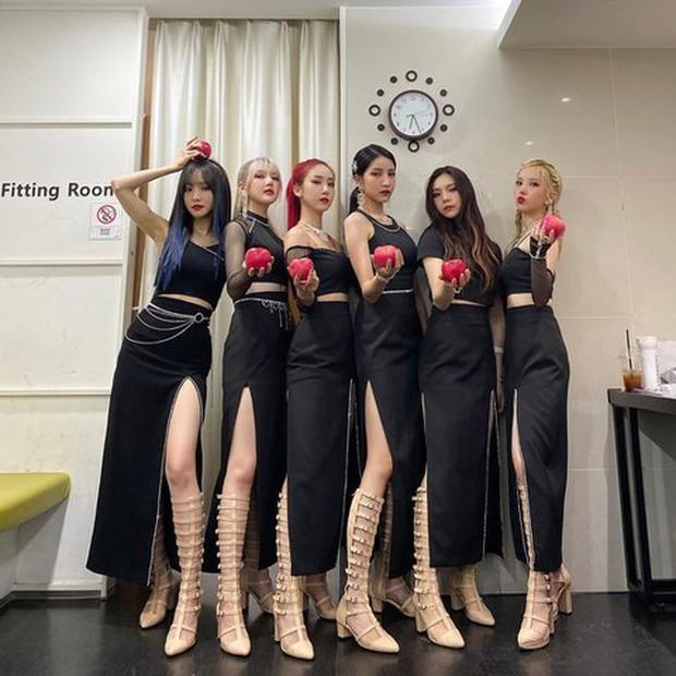 Không phải BLACKPINK, dân mạng đồng tình đây mới là nhóm nhạc nữ có body đỉnh nhất Kpop - Ảnh 2.