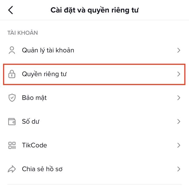 Đây là cách ngăn người khác tải về video trên TikTok của bạn - Ảnh 2.