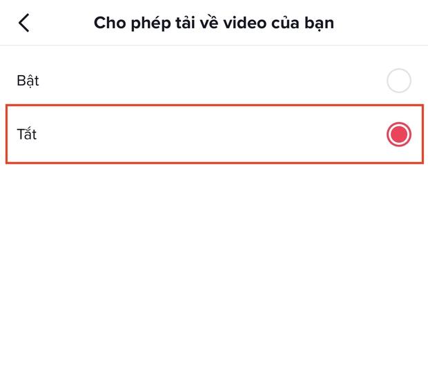 Đây là cách ngăn người khác tải về video trên TikTok của bạn - Ảnh 4.