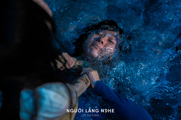 Phạm Quỳnh Anh xuất hiện tiều tụy, mệt mỏi trong teaser phim kinh dị hồn ma bóng quế ghê rợn Người Lắng Nghe - Ảnh 3.