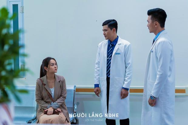 Phạm Quỳnh Anh xuất hiện tiều tụy, mệt mỏi trong teaser phim kinh dị hồn ma bóng quế ghê rợn Người Lắng Nghe - Ảnh 5.