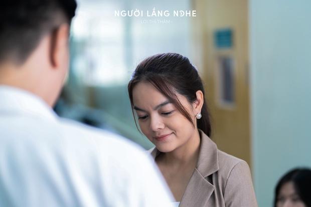 Phạm Quỳnh Anh xuất hiện tiều tụy, mệt mỏi trong teaser phim kinh dị hồn ma bóng quế ghê rợn Người Lắng Nghe - Ảnh 6.