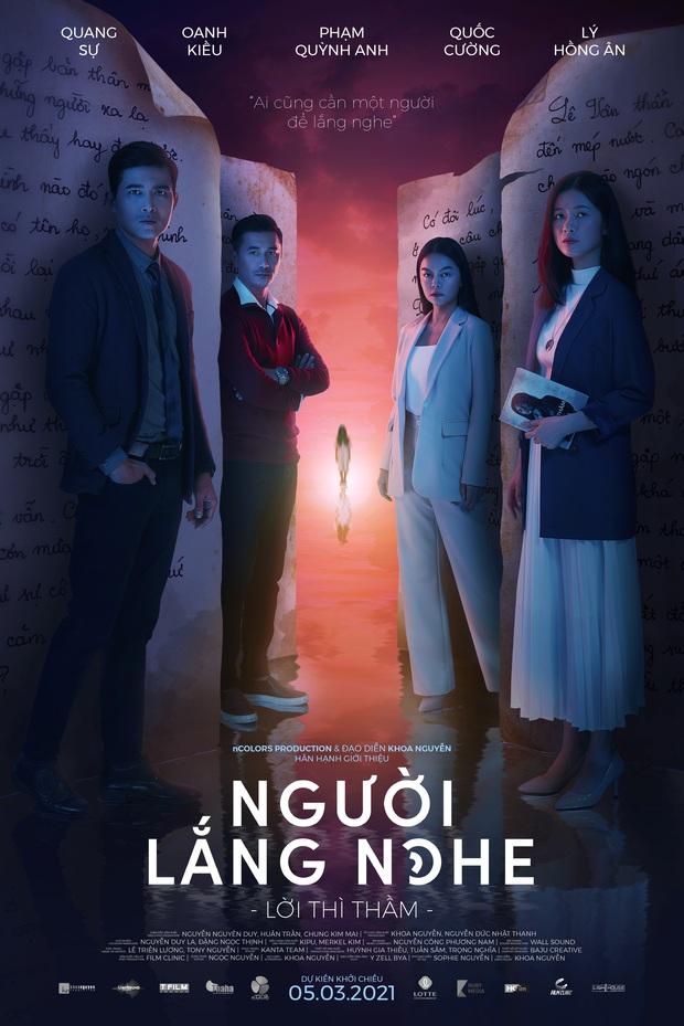 Phạm Quỳnh Anh xuất hiện tiều tụy, mệt mỏi trong teaser phim kinh dị hồn ma bóng quế ghê rợn Người Lắng Nghe - Ảnh 7.