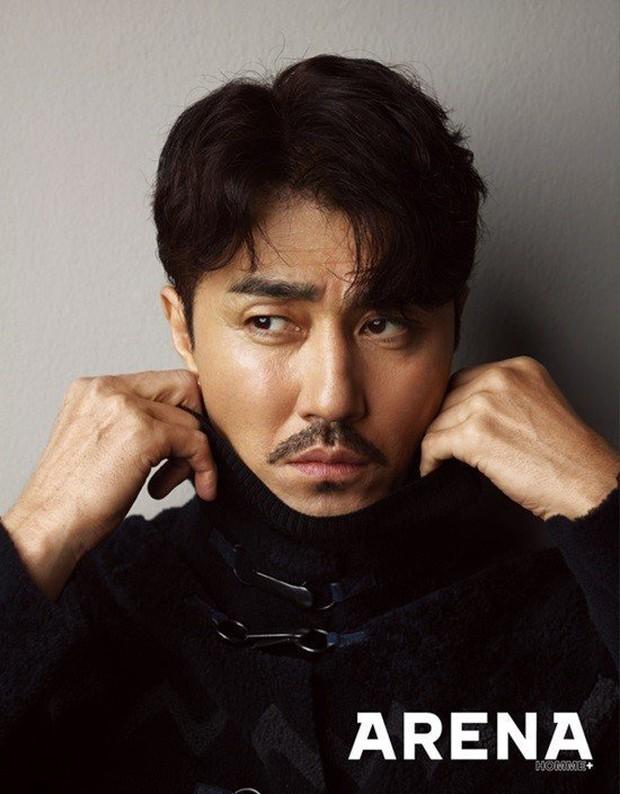 Kim Soo Hyun bất đắc dĩ làm sát nhân cùng Ngưu ca Hoa Du Ký Cha Seung Won ở phim mới - Ảnh 6.