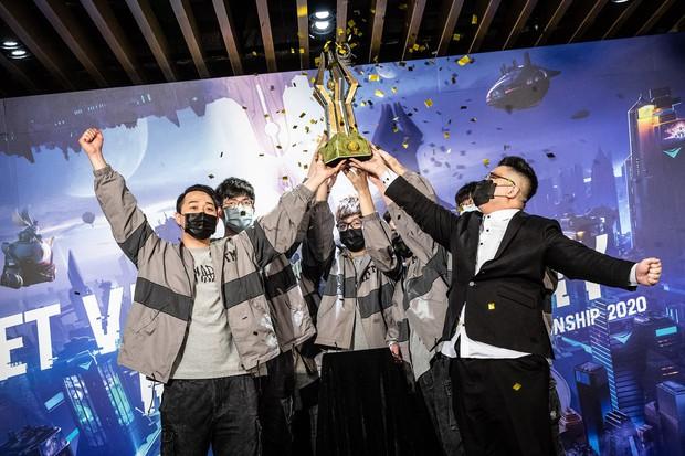 Giải đấu Liên Quân Mobile lọt top sự kiện Esports có lượng người xem khủng nhất YouTube - Ảnh 2.