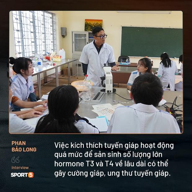VĐV, HLV Phan Bảo Long: Thuốc giảm cân, đai nịt bụng có thể tàn phá nghiêm trọng cơ quan nội tạng - Ảnh 5.