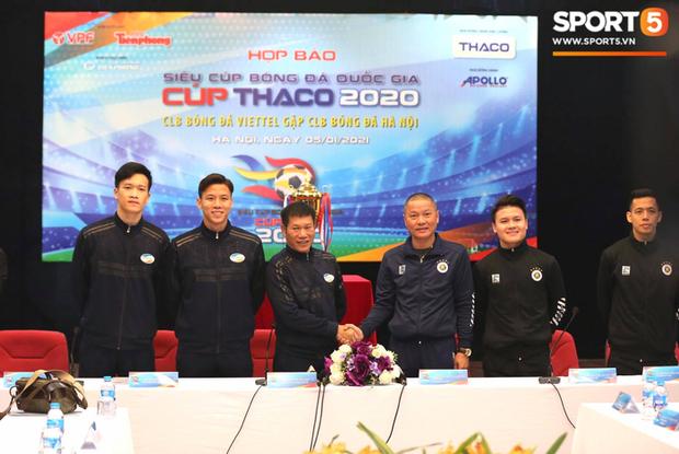HLV Viettel tung hoả mù: Bùi Tiến Dũng bận lấy vợ vẫn có thể đấu Hà Nội FC ở Siêu cúp QG - Ảnh 3.
