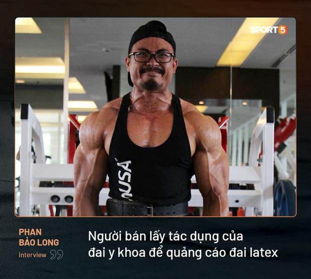 VĐV, HLV Phan Bảo Long: Thuốc giảm cân, đai nịt bụng có thể tàn phá nghiêm trọng cơ quan nội tạng - Ảnh 6.