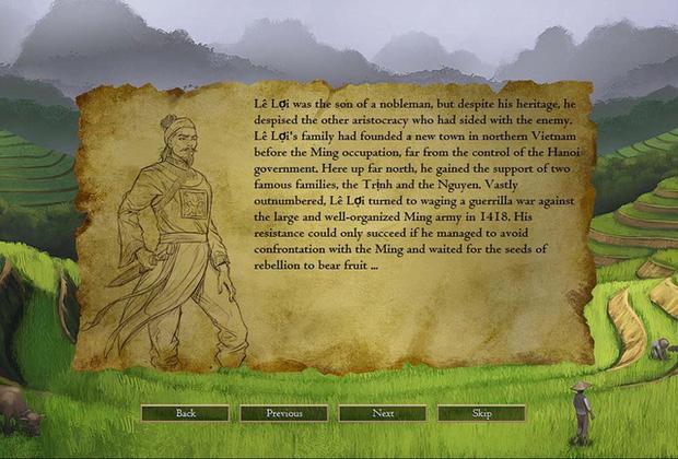4 tựa game cực hay giúp game thủ dễ dàng học lịch sử Việt Nam - Ảnh 4.