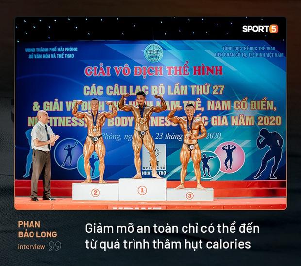 VĐV, HLV Phan Bảo Long: Thuốc giảm cân, đai nịt bụng có thể tàn phá nghiêm trọng cơ quan nội tạng - Ảnh 7.
