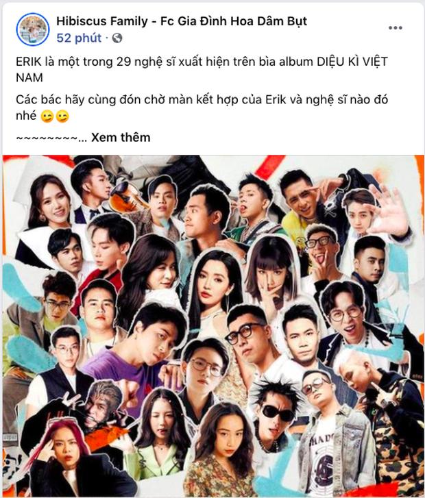 Dân mạng mê mẩn dàn line-up căng đét của album Diệu Kỳ Việt Nam, nhạc sĩ Huy Tuấn còn khẳng định là thần kỳ - Ảnh 7.