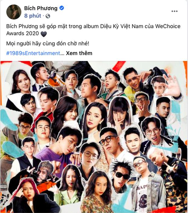 Dân mạng mê mẩn dàn line-up căng đét của album Diệu Kỳ Việt Nam, nhạc sĩ Huy Tuấn còn khẳng định là thần kỳ - Ảnh 3.