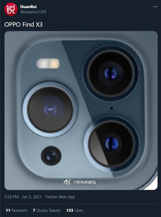 Chê camera trên iPhone 12 thiếu cân đối, nhưng rồi các hãng smartphone Trung Quốc cũng lũ lượt làm theo - Ảnh 1.