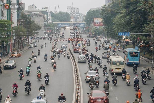 Chất lượng không khí Hà Nội ở mức nguy hại cho sức khoẻ người dân - Ảnh 1.