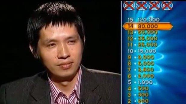Đây mới là người chơi đầu tiên trả lời đúng 14/15 câu của Ai Là Triệu Phú! - Ảnh 4.