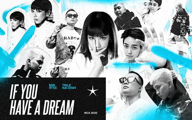 Min và Kai Đinh tái hợp, collab cùng R.Tee - Tinle mở khoá album Diệu Kỳ Việt Nam với ca khúc tràn đầy sự tích cực! - Ảnh 2.