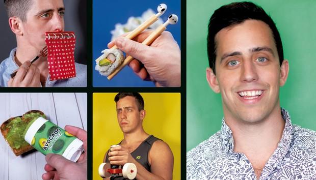 Những phát minh đồ chơi cười ra nước mắt, nhìn có vẻ thú vị nhưng cho thì chẳng ai lấy! - Ảnh 1.