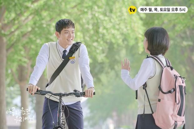 Gửi Thời Thanh Xuân Ngây Thơ Tươi Đẹp bản Hàn: Kim Yo Han đẹp nhưng nhạt, kịch bản hời hợt xem mà thất vọng ghê! - Ảnh 16.