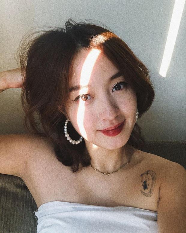 Mi Vân khoe ảnh mặt mộc không tì vết ở tuổi 33, hội gái chưa chồng cũng phải bơi vào xin vía da đẹp - Ảnh 2.