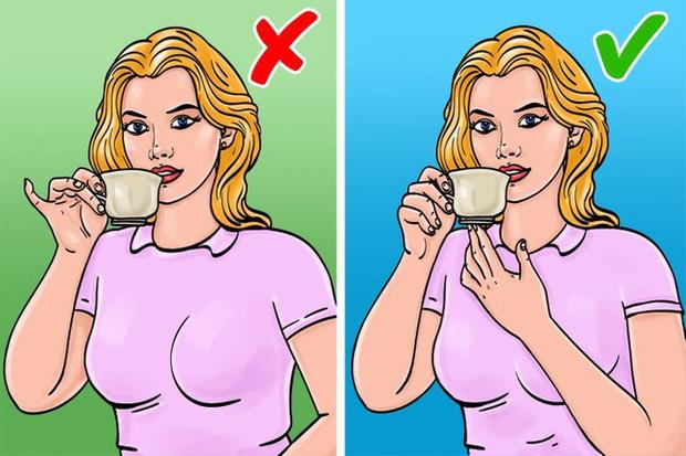 12 quy tắc ứng xử chuẩn chỉnh của người thanh lịch trên bàn ăn đa phần mọi người đều mắc lỗi thường xuyên, nhất là điều số 3 - Ảnh 3.
