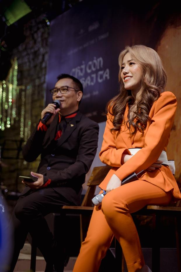 Phùng Khánh Linh lần đầu tiết lộ mặt trái khi về công ty mới, có tới 3 ca khúc trong album lấy cảm hứng từ crush - Ảnh 7.