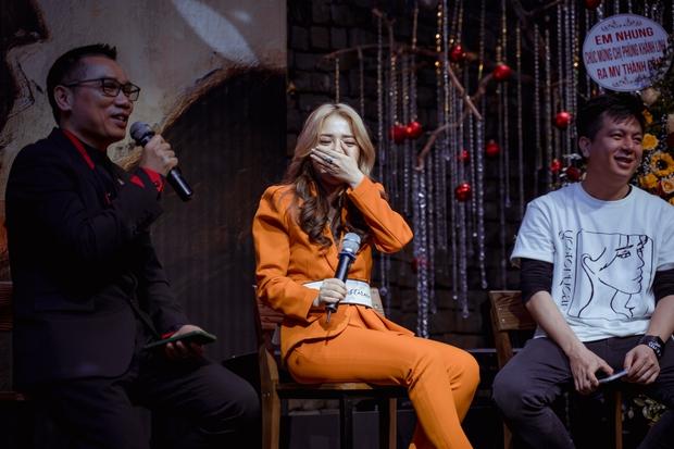 Phùng Khánh Linh lần đầu tiết lộ mặt trái khi về công ty mới, có tới 3 ca khúc trong album lấy cảm hứng từ crush - Ảnh 3.