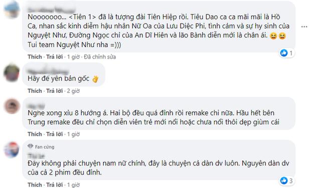 Triệu Lộ Tư - Dương Siêu Việt đua nhau làm Lưu Diệc Phi 2.0 ở loạt phim cổ trang kinh điển remake làm fan xỉu cả ngày - Ảnh 3.