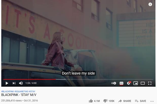 Bản dance của How You Like That nối dài kỷ lục ở mốc nửa tỷ view, cho hàng loạt MV đậm mùi tiền của BLACKPINK ngửi khói - Ảnh 4.