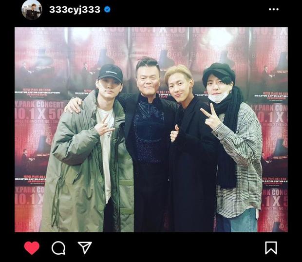 Ông trùm JYP và các thành viên GOT7 unfollow nhau, lại còn cà khịa cực căng trước thềm hợp đồng hết hạn, nhóm thế là toang hẳn? - Ảnh 2.
