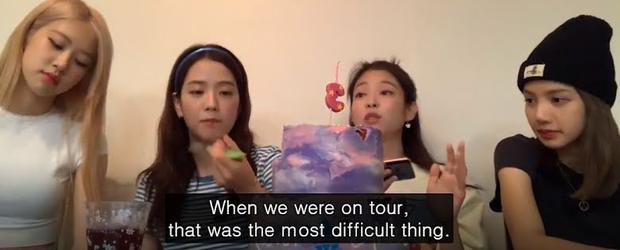 Jennie tiết lộ điều khó khăn nhất khi BLACKPINK chạy tour, tưởng chấn thương hay lệch múi giờ nhưng nghe sự thật mà ngã ngửa - Ảnh 3.
