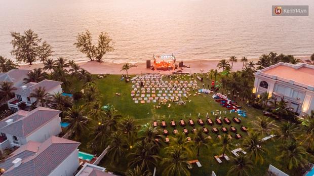 Ngây ngất sân khấu HOT14 WOW Sunset Fest: đắm mình tuyệt đẹp dưới hoàng hôn Phú Quốc, đỉnh cao của chill là đây chứ đâu! - Ảnh 19.