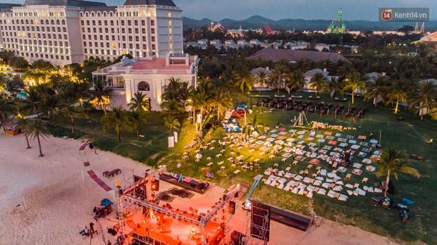Ngây ngất sân khấu HOT14 WOW Sunset Fest: đắm mình tuyệt đẹp dưới hoàng hôn Phú Quốc, đỉnh cao của chill là đây chứ đâu! - Ảnh 20.