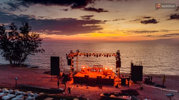 Ngây ngất sân khấu HOT14 WOW Sunset Fest: đắm mình tuyệt đẹp dưới hoàng hôn Phú Quốc, đỉnh cao của chill là đây chứ đâu! - Ảnh 21.