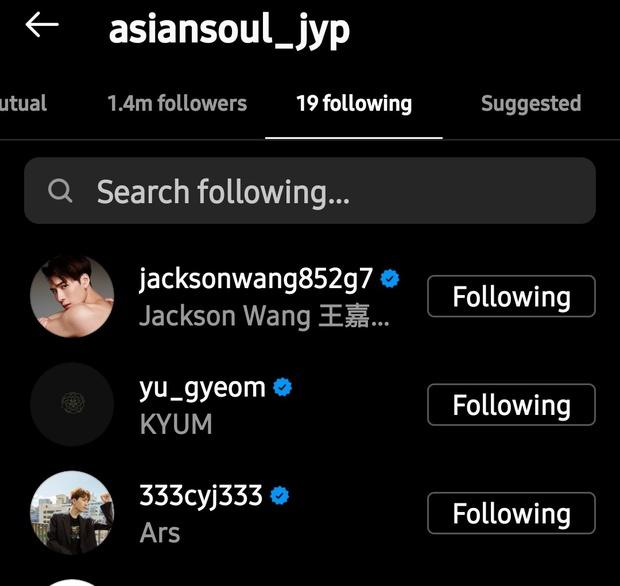 Ông trùm JYP và các thành viên GOT7 unfollow nhau, lại còn cà khịa cực căng trước thềm hợp đồng hết hạn, nhóm thế là toang hẳn? - Ảnh 1.