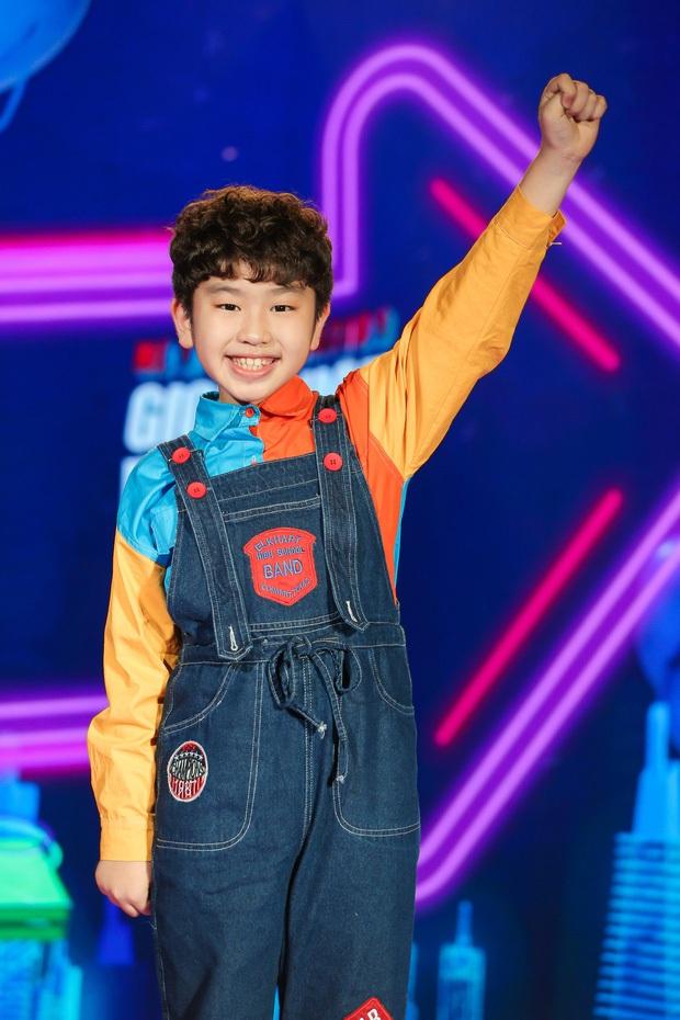 Visual đỉnh của dàn thí sinh Giọng Hát Việt Nhí 2021: Toàn hot boy, Hoa hậu tương lai! - Ảnh 8.