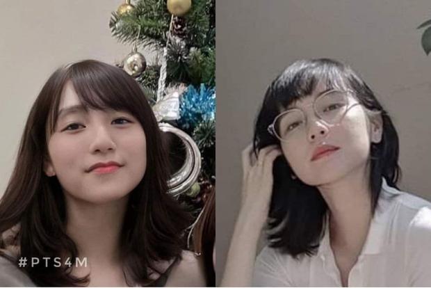 """Photoshop đổi giới tính Sơn Tùng, netizen giật mình vì """"sếp"""" giống Hải Tú đến mức phải thốt lên: """"2 người có tướng phu thê hay gì?"""" - Ảnh 2."""