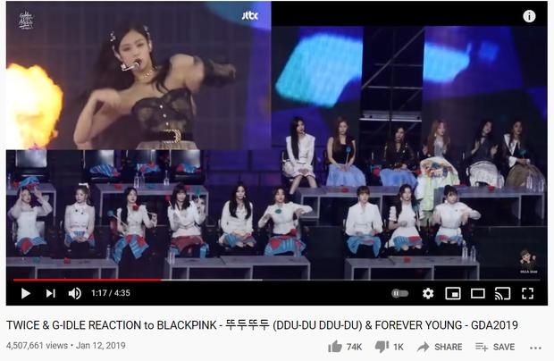 Xem BLACKPINK trình diễn mà thành viên hụt ngồi im như tượng khiến netizen mổ xẻ thái độ, thấy tiếc vì giờ đây mỗi người 1 nơi - Ảnh 6.