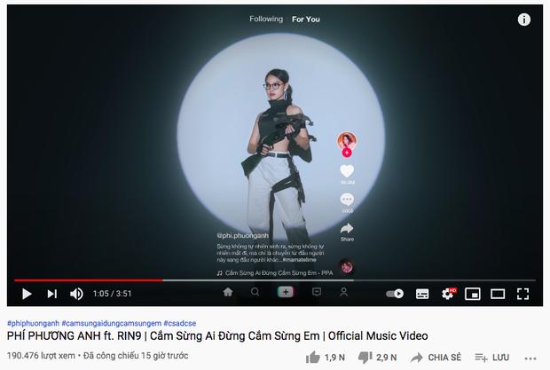 Dân mạng phản ứng MV debut của Phí Phương Anh: Tuyên bố đây là thảm hoạ Vpop còn khẳng định không có cửa so sánh với Chi Pu? - Ảnh 2.