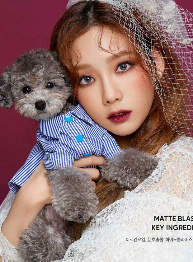 Cún bạc tỷ gọi tên Zero nhà Taeyeon (SNSD): Cực hot trên MXH, kiếm tiền tỷ nhờ brand riêng, gặp cả tình tin đồn của chủ nhân - Ảnh 8.
