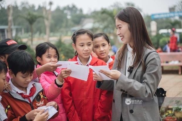 Dự giờ Lớp học ươm mơ của cô giáo Khánh Vy, có gì mà các em học sinh vui đến thế? - Ảnh 2.