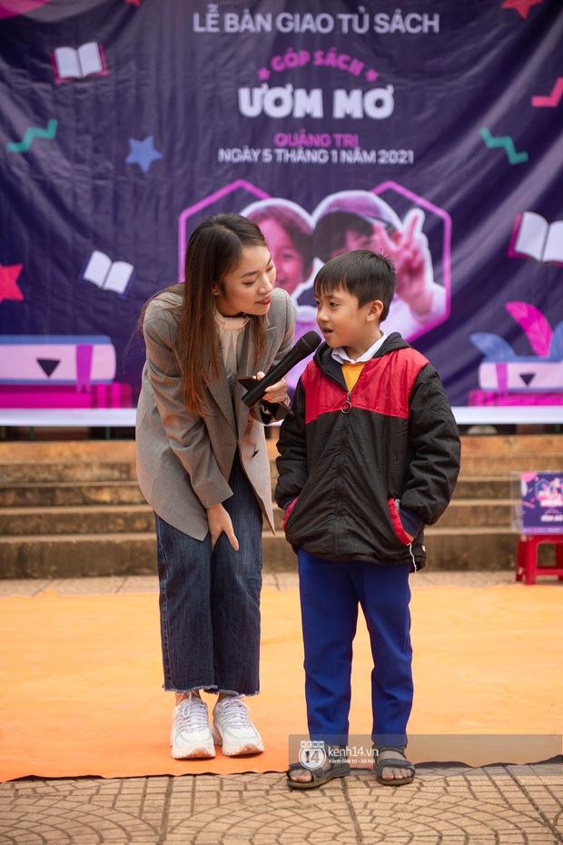 Dự giờ Lớp học ươm mơ của cô giáo Khánh Vy, có gì mà các em học sinh vui đến thế? - Ảnh 7.