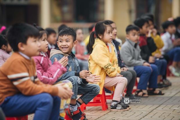 Dự giờ Lớp học ươm mơ của cô giáo Khánh Vy, có gì mà các em học sinh vui đến thế? - Ảnh 4.