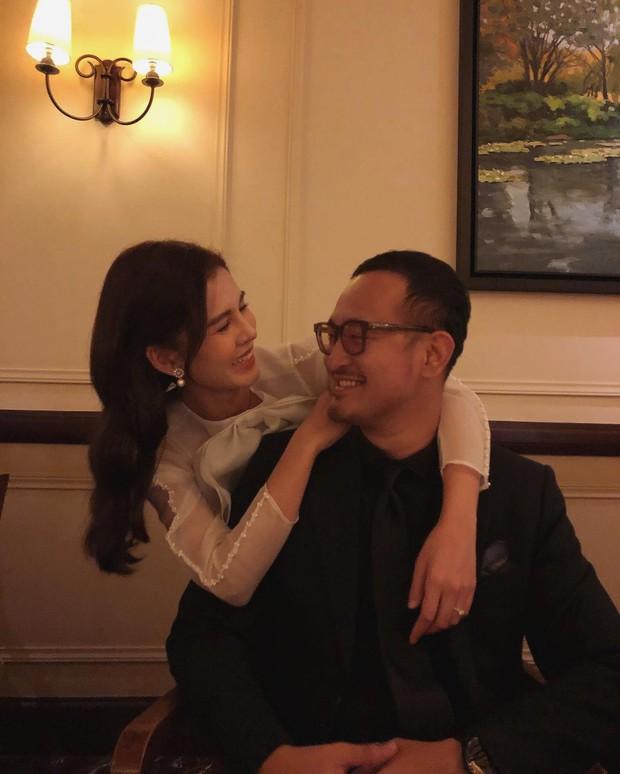 MC Thu Hoài kêu trời vì chồng CEO tăng vù vù 10kg sau khi kết hôn: Tác hại của hạnh phúc là đây? - Ảnh 5.